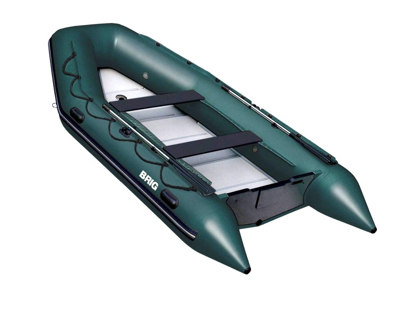 Лодка бриг в380